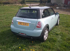 Mini MINI, 2011 (11) Blue Hatchback, Manual Petrol, 110,000 miles