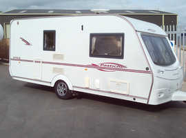 Coachman pastiche 470/2 two berth touring caravan 2007, very good high quality caravan well equipped.