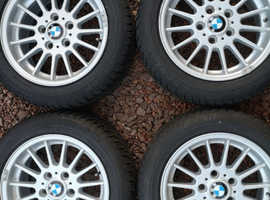"""BMW 16"""" Alloy Wheels."""