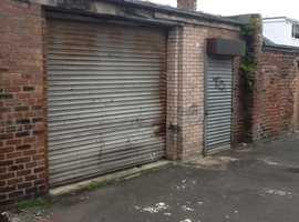 Garage for Rent (commercial) in Sunderland area