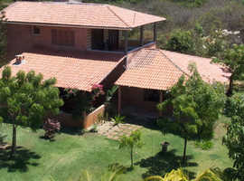 Tropical Smallholding with 4 Bedroom House