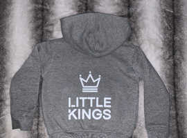 Dress your your boys... Like LITTLE KINGS
