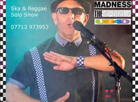 The Ska Fella - Solo Ska And Reggae Show