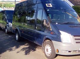 Low Mileage PSV Minibus