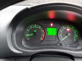 Skoda Fabia, 2008 (57) Silver Hatchback, Manual Petrol, 69,141 miles