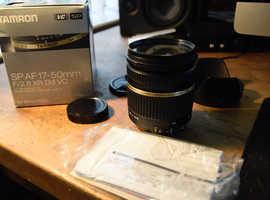 Tamron Nikon Lens