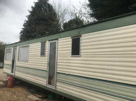 Free mobile home in return for work..