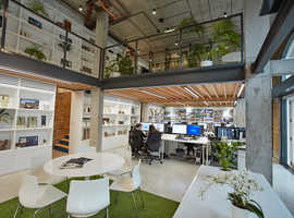 Modern and Creative Office Space