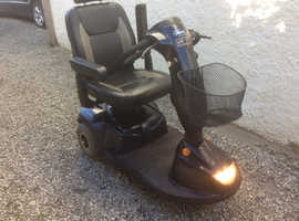 Invacare Orion twin speed mobility scooter.  Class 3