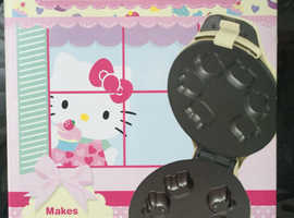 New, Hello Kitty, cupcake maker