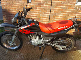 Honda XR 125 Hard To Find, Low Mileage