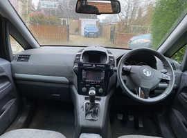 Vauxhall Zafira, 2013 (13) Gold mpv, Manual Diesel, 115000 miles