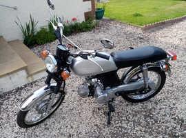 Nanfang nf50 Honda ss50 copy