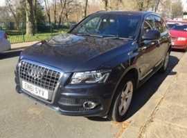 Audi Q5, 2012 (61), Automatic Diesel, 110,000 miles