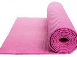 Yoga or Pilates mat offer just £6
