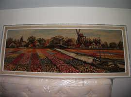 Large Landscape Picture