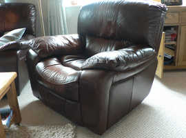 We have a very good sofa and chair FREE for collection