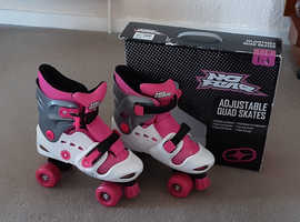 Girls Quad Skates
