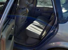 Renault Megane, 2005 (55) Blue MPV, Manual Petrol, 57,103 miles