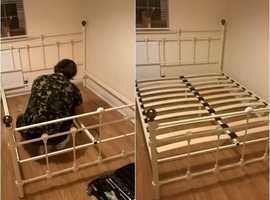 Furniture assembler in Bristol - quick and the best service!