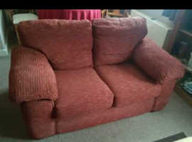 Sofas 1 x 3 seater and 1 x 2 seater