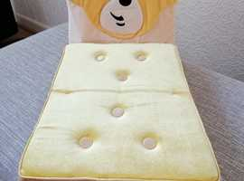 Build-A-Bear - Bear Head Chair Bed.