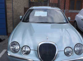 Jaguar S-TYPE, 2015 (15) grey estate, Manual Diesel, 79 miles