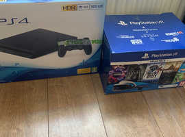Playstation 4 & VR Headset