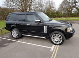2006 range rover vogue td6 auto