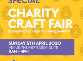 Charity Craft Fair 5th April 2020