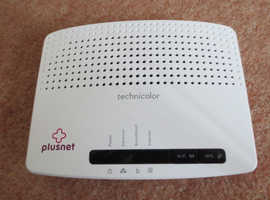 Plusnet FIBRE OPTIC Broadband Router