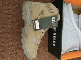 "511 Tactical, Taclite 6"" Boot, size 8"
