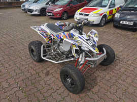 YAMAHA YFZ 450 ROAD REGISTERED QUAD