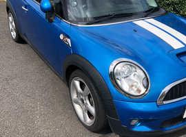 Mini Cooper supercharged clubman estate px swop
