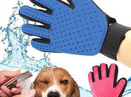 Silicone pet Brush Glove
