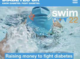 Donations needed for diabetes UK pls