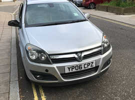 Vauxhall Astra, 2006 (06) Silver Hatchback, Automatic Petrol, 81,214 miles