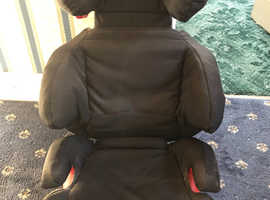Bentley child's car seat
