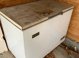 Large chest freezer