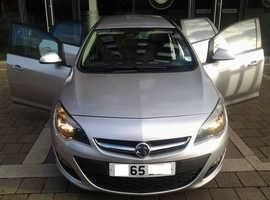 2016 (65) Vauxhall Astra 1.6 CDTi EcoFlex Sport Tourer Estate (HPi Clear/Manual/Diesel/FSH/80,000 Miles)