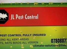 *FREE PEST CONTROL KENT AREA*