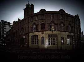 Evening Ghost Hunt - Sheffield Fire and Police Station