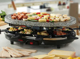Party Grill and Fondue Set