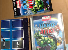 Hero attax card collection