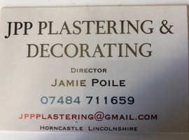 JPP Plastering & Decorating