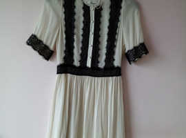 Gorgeous silk dress for special occasions-worn once!