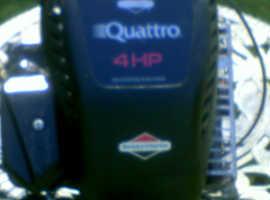 BRIGGS & STRATTON 4 HP LAWNMOWER ENGINE