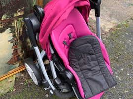 A buggy free to whoever wants to collect it from Purley, near Croydon