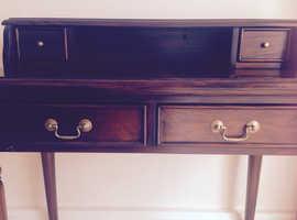 Writing desk/. Telephone unit