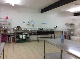 Commercial kitchens to rent in Bristol